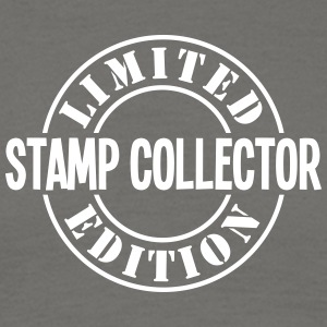 stamp collector limited edition stamp co - Men's T-Shirt