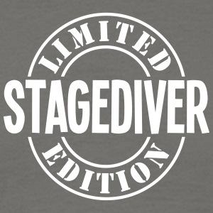 stagediver limited edition stamp - Men's T-Shirt