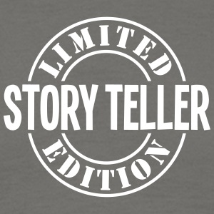 story teller limited edition stamp - Men's T-Shirt
