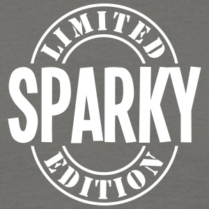 sparky limited edition stamp - Men's T-Shirt