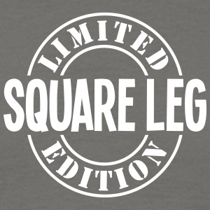 square leg limited edition stamp - Men's T-Shirt