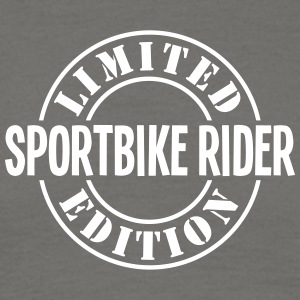 sportbike rider limited edition stamp co - Men's T-Shirt
