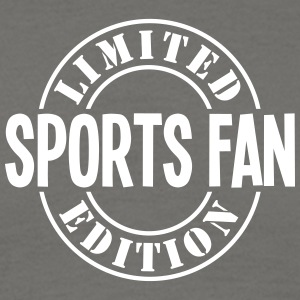 sports fan limited edition stamp - Men's T-Shirt