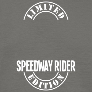 speedway rider limited edition stamp cop - Men's T-Shirt