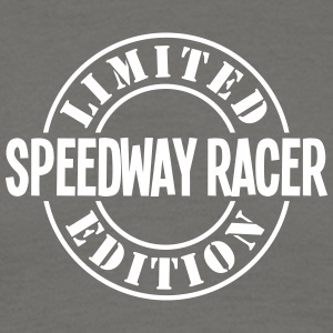 speedway racer limited edition stamp cop - Men's T-Shirt