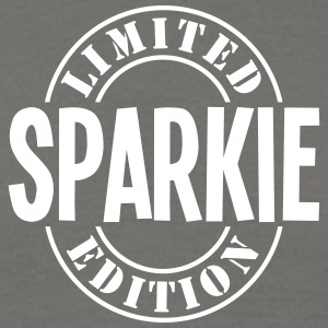 sparkie limited edition stamp - Men's T-Shirt