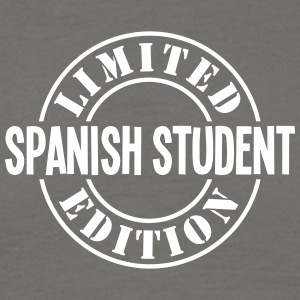 spanish student limited edition stamp co - Men's T-Shirt