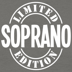 soprano limited edition stamp - Men's T-Shirt
