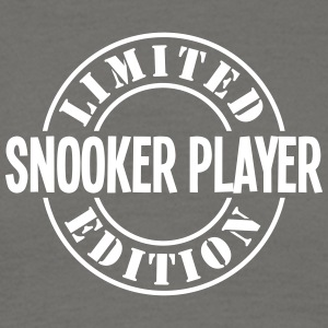 snooker player limited edition stamp cop - Men's T-Shirt