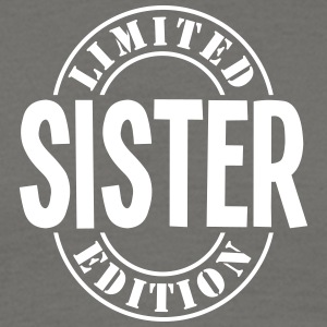 sister limited edition stamp - Men's T-Shirt