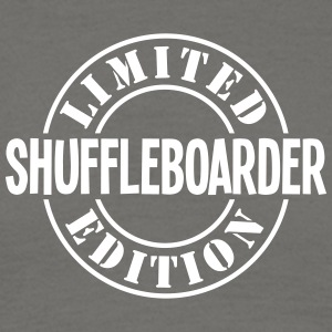 shuffleboarder limited edition stamp cop - Men's T-Shirt