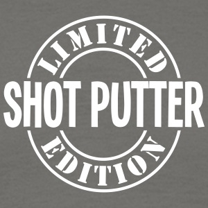shot putter limited edition stamp - Men's T-Shirt