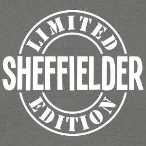 sheffielder limited edition stamp - Men's T-Shirt