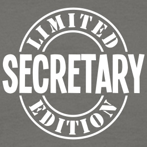secretary limited edition stamp - Men's T-Shirt
