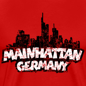 Mainhattan Germany Frankfurt Skyline