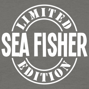 sea fisher limited edition stamp - Men's T-Shirt