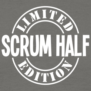 scrum half limited edition stamp - Men's T-Shirt