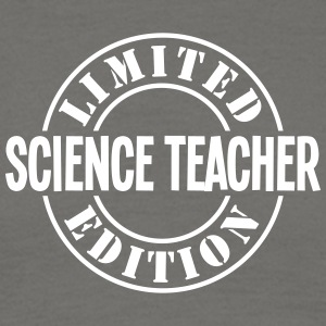 science teacher limited edition stamp co - Men's T-Shirt