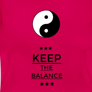 Keep the Balance - Frauen T-Shirt
