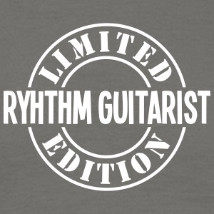ryhthm guitarist limited edition stamp c - Men's T-Shirt