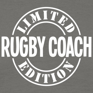 rugby coach limited edition stamp - Men's T-Shirt