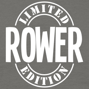 rower limited edition stamp - Men's T-Shirt