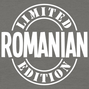 romanian limited edition stamp - Men's T-Shirt