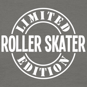 roller skater limited edition stamp - Men's T-Shirt
