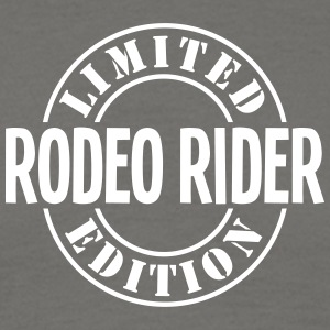 rodeo rider limited edition stamp - Men's T-Shirt
