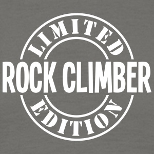 rock climber limited edition stamp - Men's T-Shirt