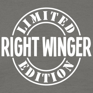 right winger limited edition stamp - Men's T-Shirt