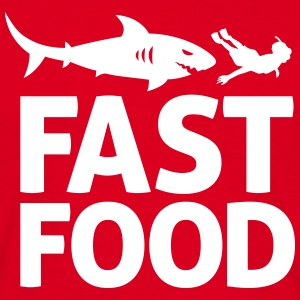 fast food T-Shirts - Men's T-Shirt