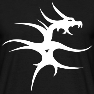 tribal dragon T-Shirts - Men's T-Shirt