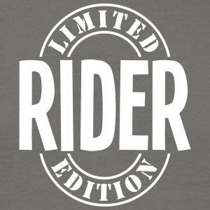 rider limited edition stamp - Men's T-Shirt