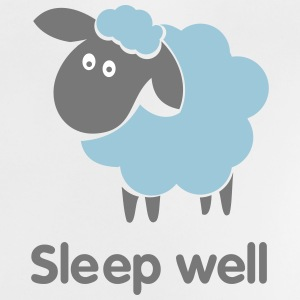 Sleep well blue Baby T-Shirts - Baby T-Shirt