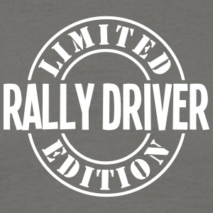 rally driver limited edition stamp - Men's T-Shirt