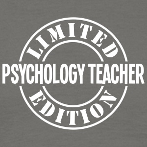 psychology teacher limited edition stamp - Men's T-Shirt