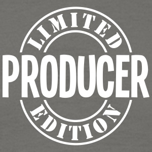 producer limited edition stamp - Men's T-Shirt