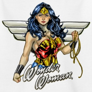 DC Comics  Golden Lasso Drawing - Teenager T-shirt