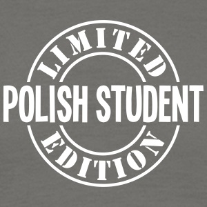 polish student limited edition stamp cop - Men's T-Shirt