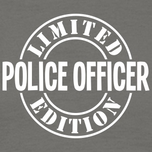 police officer limited edition stamp cop - Men's T-Shirt