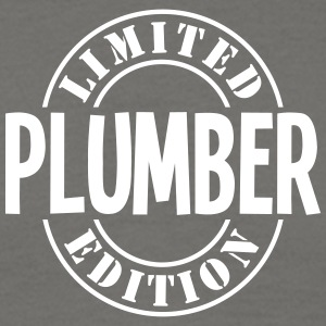 plumber limited edition stamp - Men's T-Shirt