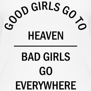 GOOD GIRLS GO TO HEAVEN Tops - Frauen Bio Tank Top