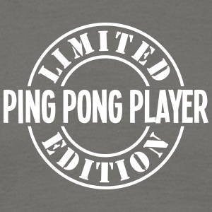 ping pong player limited edition stamp c - Men's T-Shirt