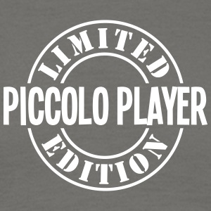 piccolo player limited edition stamp cop - Men's T-Shirt