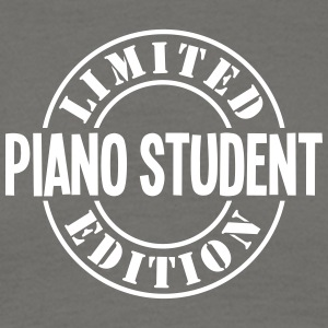 piano student limited edition stamp - Men's T-Shirt