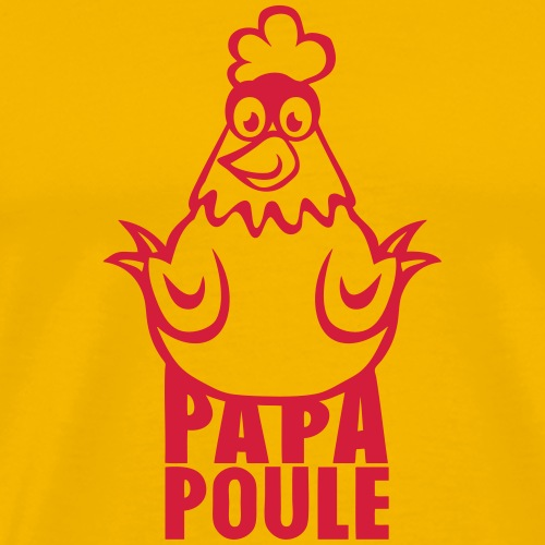 papa poule 14012