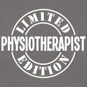 physiotherapist limited edition stamp co - Men's T-Shirt
