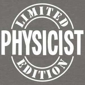 physicist limited edition stamp - Men's T-Shirt