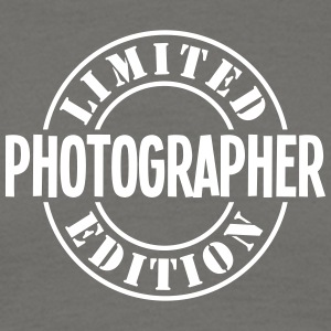 photographer limited edition stamp - Men's T-Shirt